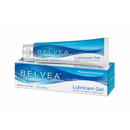 BELVEA LUBRICANT GEL (WATER BASED), 113g