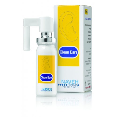 CLEAN EARS 2 IN 1 COMPLETE EAR WAX REMOVAL SPRAY