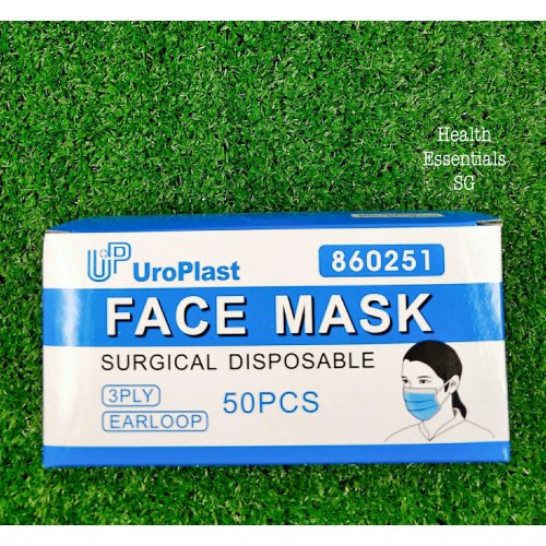 *OUT OF STOCKS* Face Mask Disposable - 50pcs/box