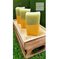 Cold Processed Soap LEMONGRASS by Mellow & Co *OUT OF STOCKS*