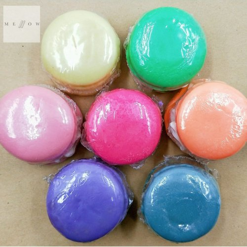 Cold Processed Soap MACARONS by Mellow & Co *OUT OF STOCKS*