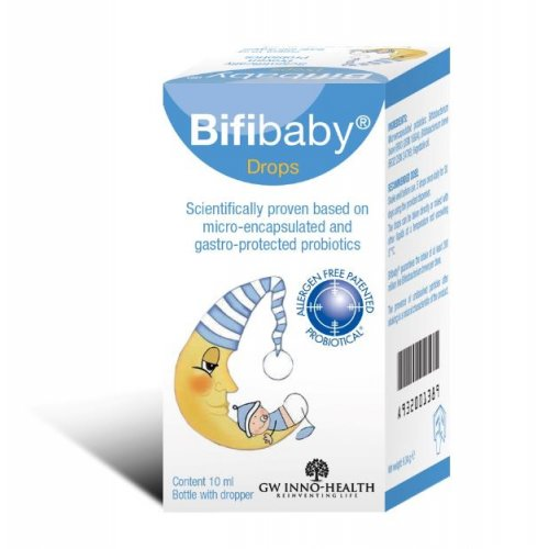 *OUT OF STOCKS TILL MARCH 2020* BIFIBABY PROBIOTIC DROPS 10ML