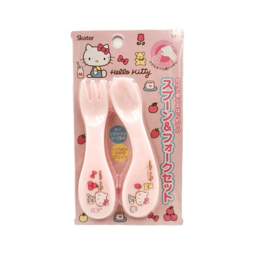 Babies Cutlery Set (Hello Kitty)