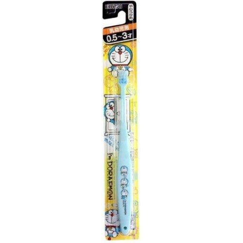 EBISU Doreamon Toothbrush Baby Blue (0.5-3 years old)