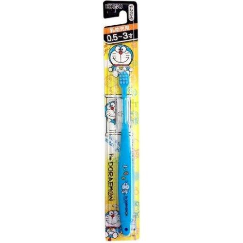 EBISU Doreamon Toothbrush Sea Blue (0.5-3 years old)