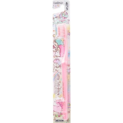 Little Twin Star Toothbrush (Pearl Pink) *LIMITED STOCKS*