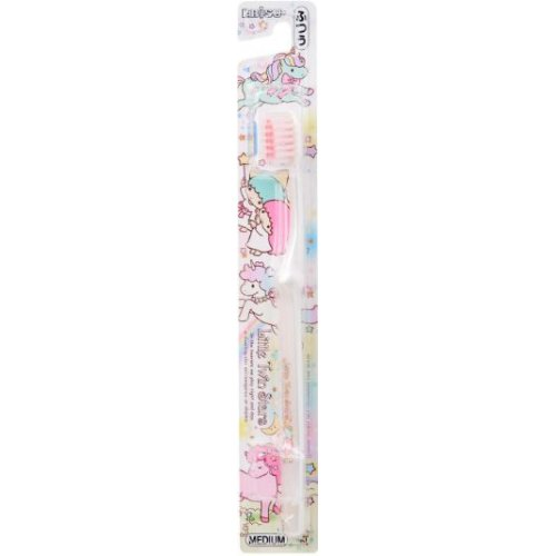 Little Twin Star Toothbrush (Pearl White) *LIMITED STOCKS*